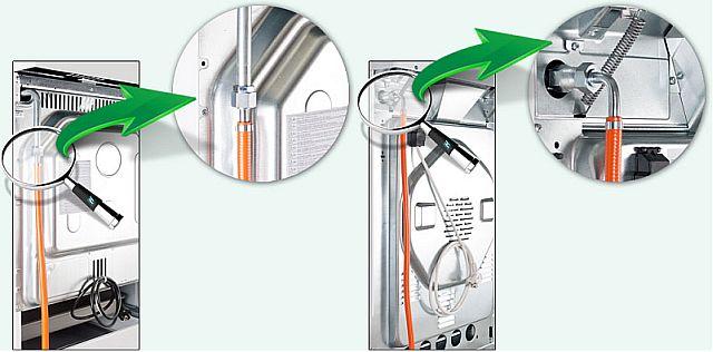 Jak podłączyć kuchenkę gazową do gazu ziemnego