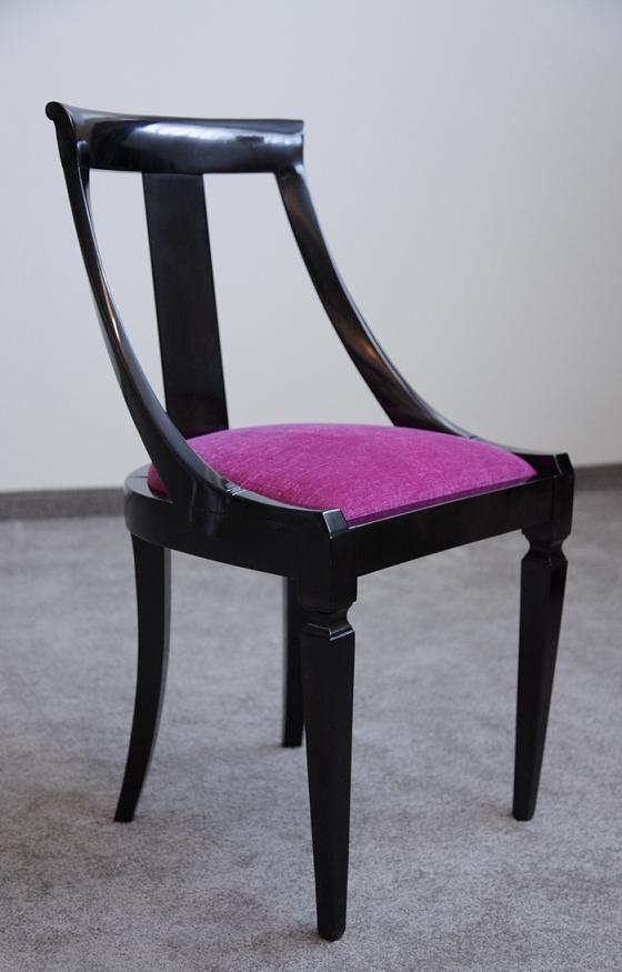 Stylowe krzesła Rad Pol