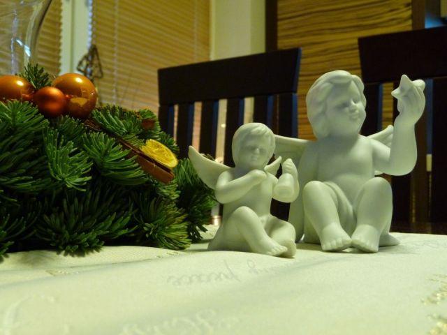 Świąteczna aranżacja kuchni - Magdalena K 2
