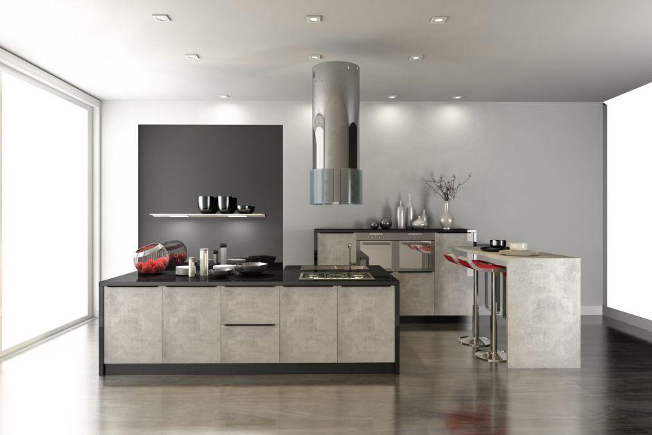Wizualizacja Kuchni W Programie Kd Max V6 Intericad Kuchnie