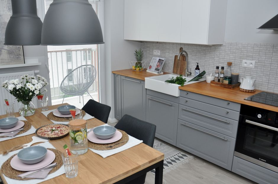 Aranżacja kuchni - Magda L (1)