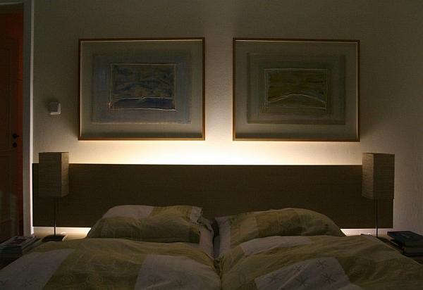 Soled - oświetlenie LED łóżka