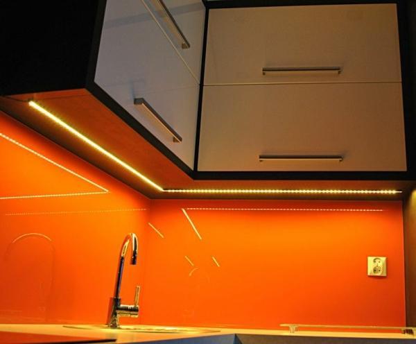 Soled - podświetlenie LED mebli kuchennych