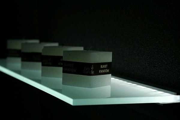 Soled - podświetlena półka LED