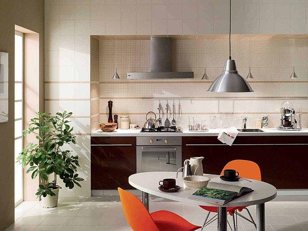 Opoczno - płytki ceramiczne w kuchni