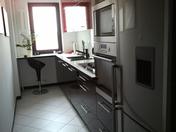 Kuchnia W Bloku Projekty Kuchni Kuchennycompl