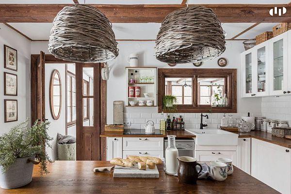 Przytulna Kuchnia W Stylu Hygge Kuchnia W Stylu Kuchenny