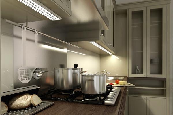 Taśmy Led Jak Wybrać Najlepszą Oświetlenie W Kuchni