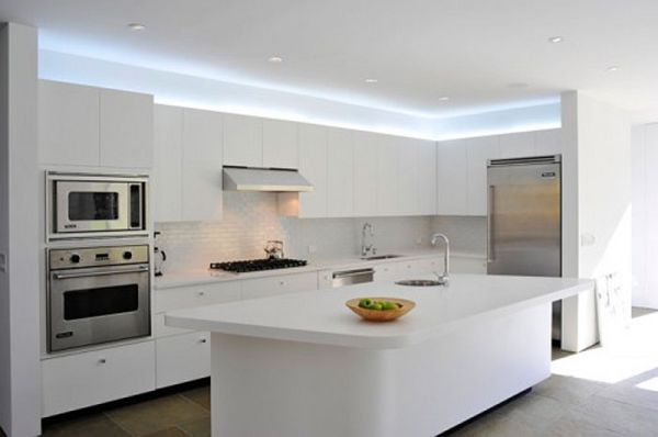 Kitchen Faucet Ideas For Minimalist Kitchen Design Kuchnia W Stylu Minimalistycznym Kuchnia W Stylu