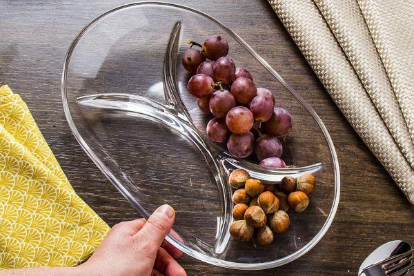 Szklane naczynia kuchenne