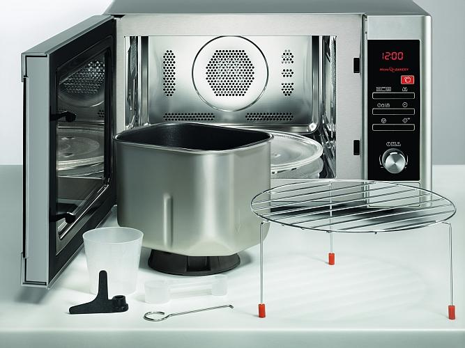 Budowa wewnętrzna kuchenki mikrofalowej