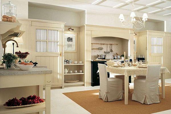 Kuchnia w stylu angielskim  kuchnia w stylu  kuchenny com pl
