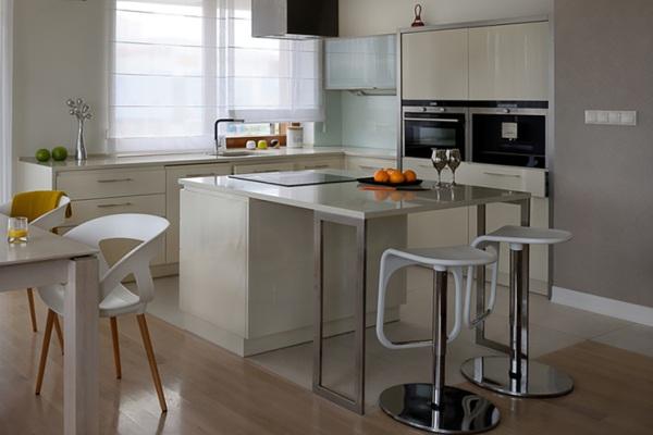 Mała kuchnia  jakie meble  meble kuchenne  Kuchenny com pl -> Mala Kuchnia Jaki Kolor Mebli