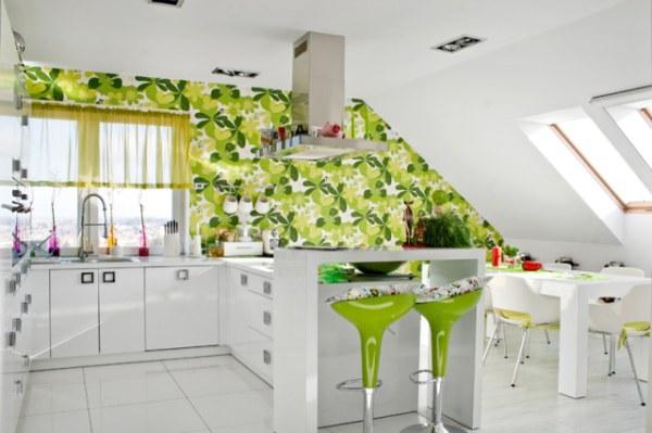 Kuchnia Na Poddaszu Projekty Kuchni Kuchenny Com Pl