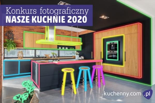 Konkurs fotograficzny Nasze kuchnie 2020 - VIII edycja
