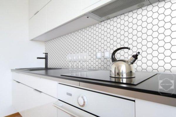 Mozaika W Kuchni ściany I Podłogi Kuchennycompl