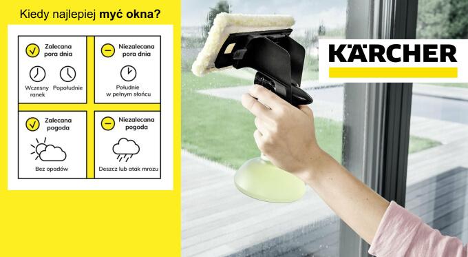 Jak i czym myć okna? Błyskawiczne mycie okien bez smug