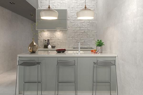 Podłogi i ściany w kuchni