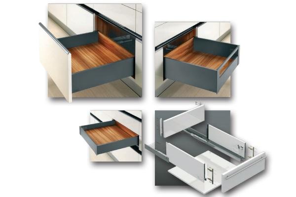 System BOX - szuflady najwyższych standardów