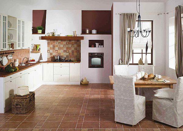 Rodzaje podłóg kuchennych