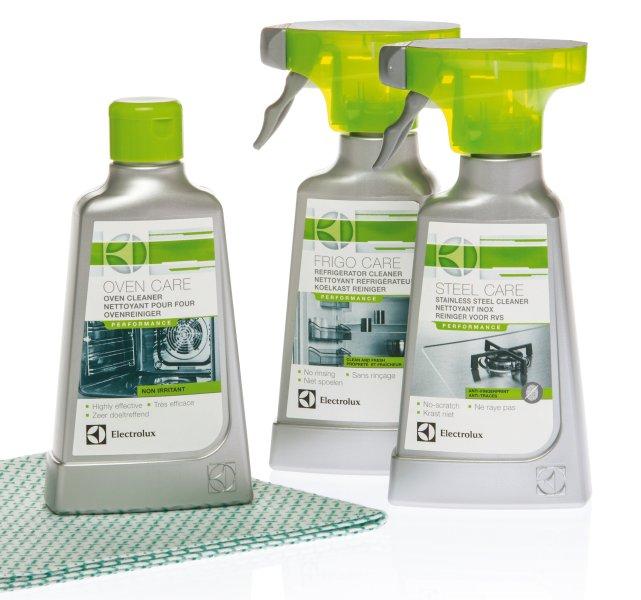 Electrolux Zestaw kuchenny środki czystości