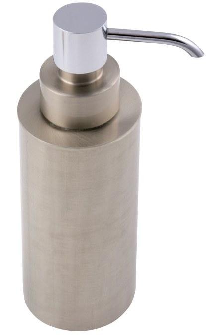 Ferro - Metalia 1 dozownik na mydło stojący chrom