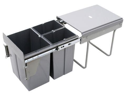 Rejs - pojemnik na odpady JC601M Front