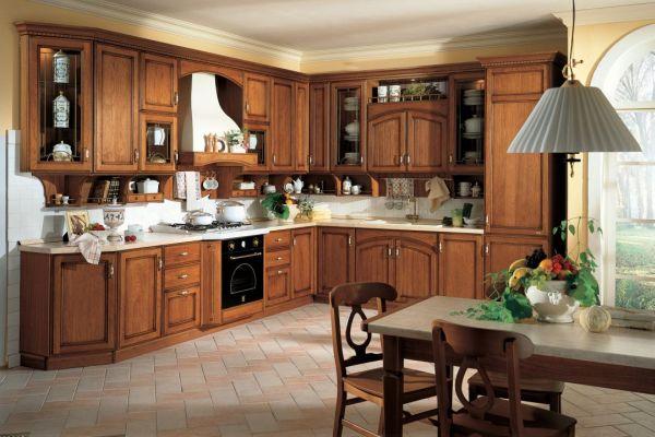 Kuchnia W Stylu Włoskim Kuchnia W Stylu Kuchennycompl