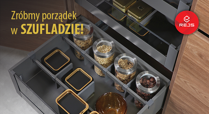 Jak zrobić i utrzymać porządek w kuchennych szufladach