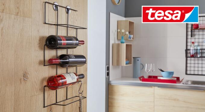 3 sprytne sposoby na wykorzystanie ścian w kuchni