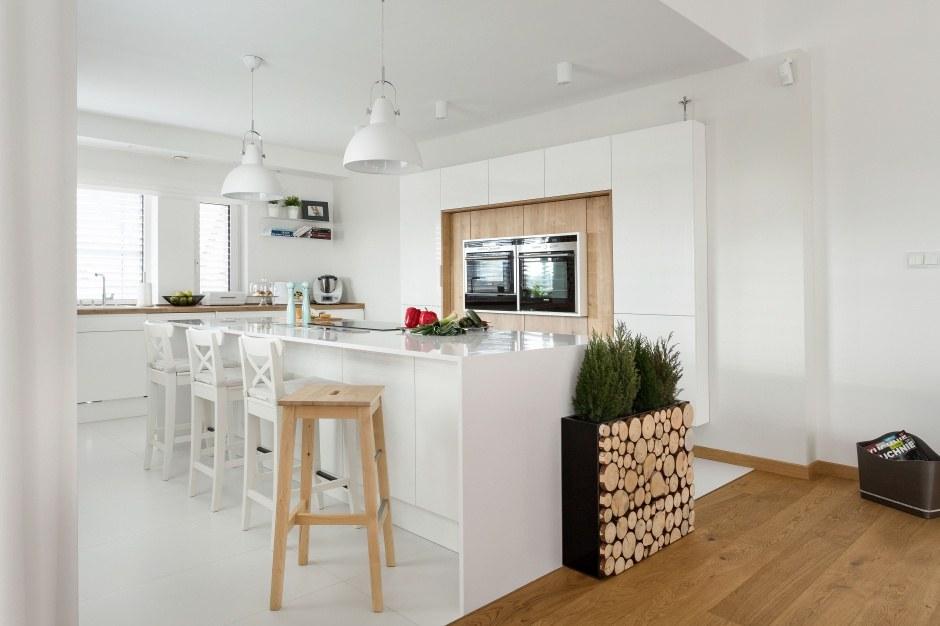 Nowe sposoby wykorzystania kuchni  projekty kuchni  Max   -> Kuchnia Barek Wyspa