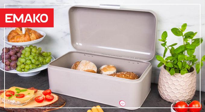 Chlebak na pieczywo - przegląd najmodniejszych modeli