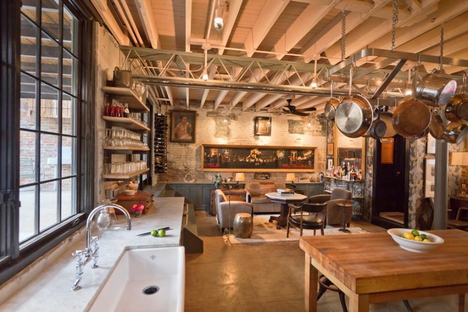 Kuchnia W Stylu Industrialnym Kuchnia W Stylu Kuchenny