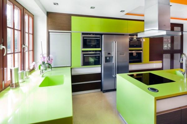 Wysoka Zabudowa W Kuchni Projekty Kuchni Kuchennycompl