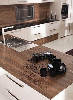 Mebel Rust - drewniany bla kuchenny