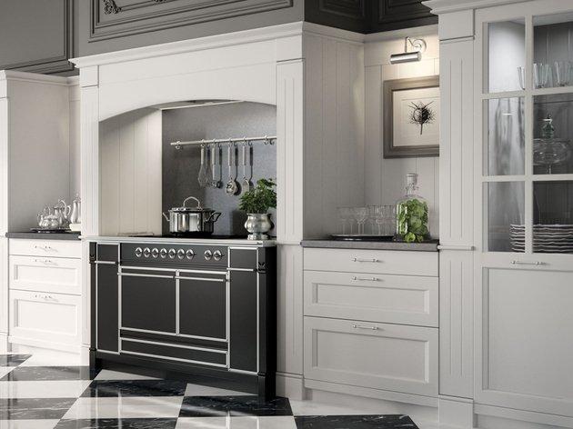 Angielska kuchnia od Minacciolo  design ze świata  Kuchenny com pl -> Kuchnia Weglowa Ela