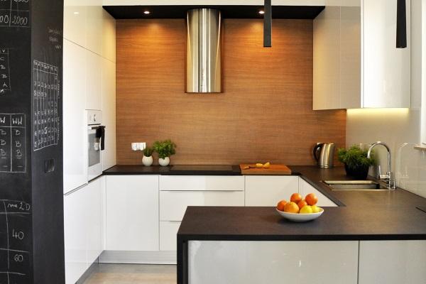 Jak urządzić małą kuchnię  porady  Kuchenny com pl -> Kuchnie W Bloku Jak Urzadzic