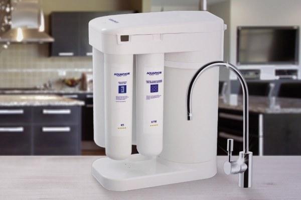 DWM 101 Morion M - ultra-kompaktowy system do produkcji wody pitnej