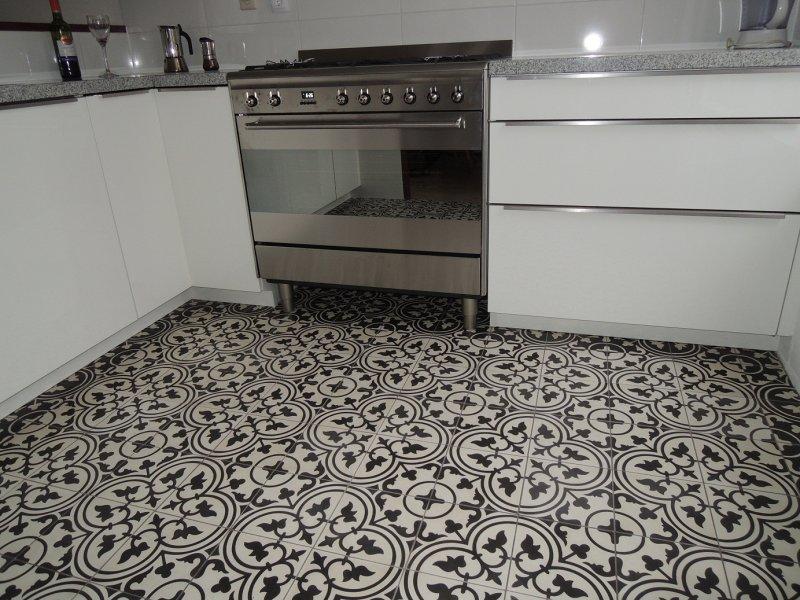 5 pomys�243w na kuchenn� pod�ogę ściany i pod�ogi