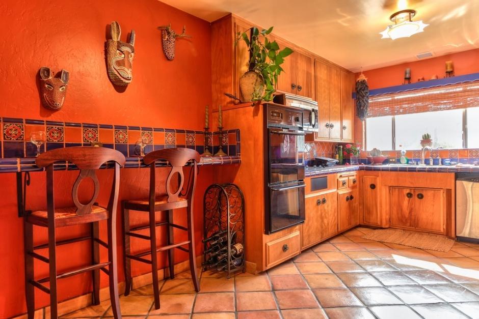 Kuchnia W Stylu Meksykańskim Kuchnia W Stylu Kuchennycompl