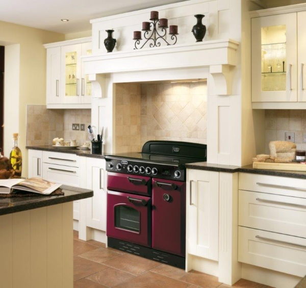 Pink And Black Kitchen Ideas: Brytyjski Design W Polskiej Kuchni