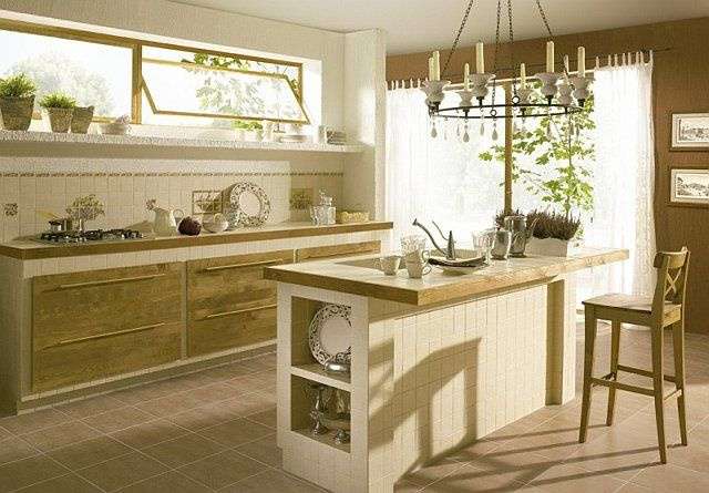 Kuchnia retro  kuchnia w stylu  Kuchenny com pl -> Tania Kuchnia Retro