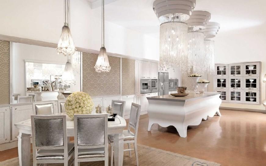 Kuchnia w stylu glamour  kuchnia w stylu  Kuchenny com pl -> Kuchnia W Stylu Glamour Galeria