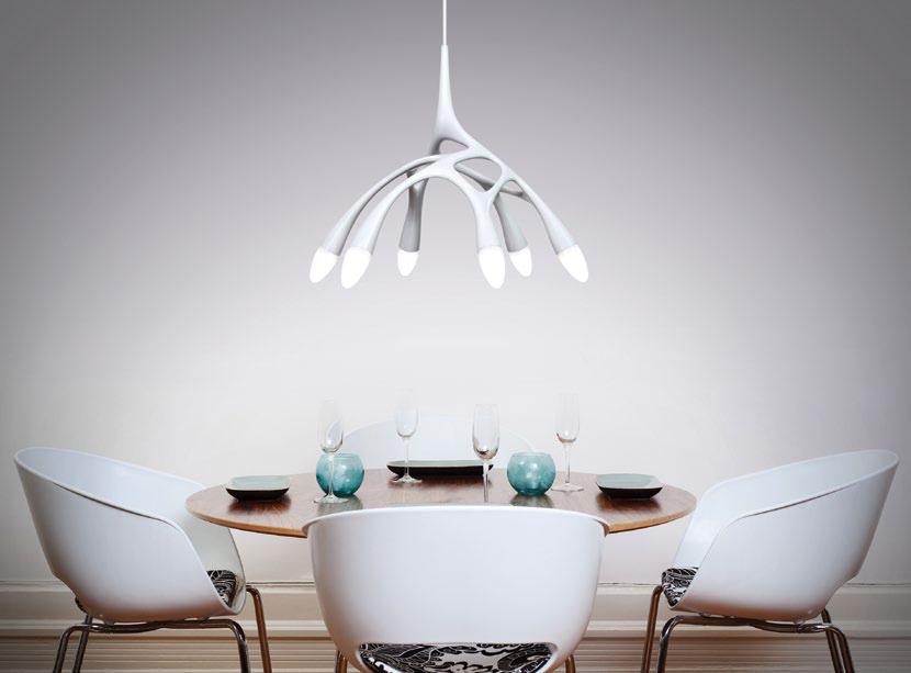 Kreatywne I Nowoczesne Lampy Do Kuchni I Jadalni Design