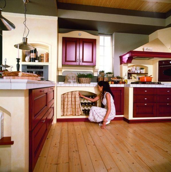 Murowane szafki do kuchni