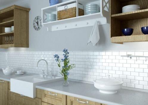 Płytki do kuchni na ścianę castorama