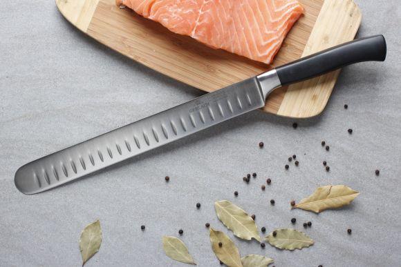 Nóż do wędlin Gerlach Precision 25 cm Garneczki.pl