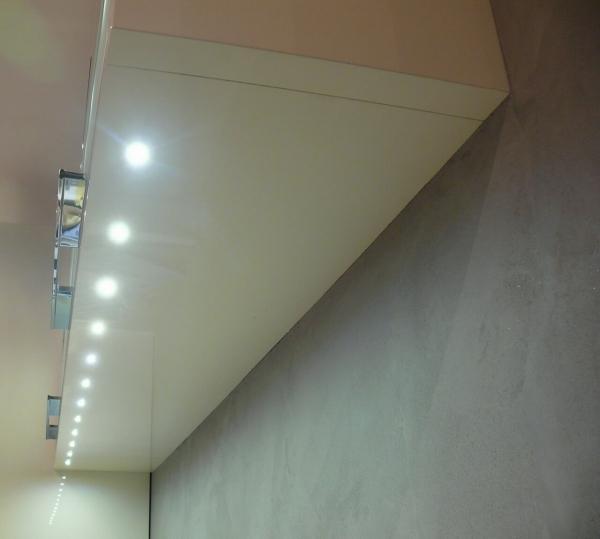 oświetlenie ledowe w kuchni podszafkowe Rad-Pol