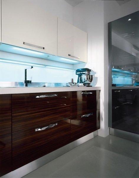 Rad-Pol - oświetlenie LED w kuchni