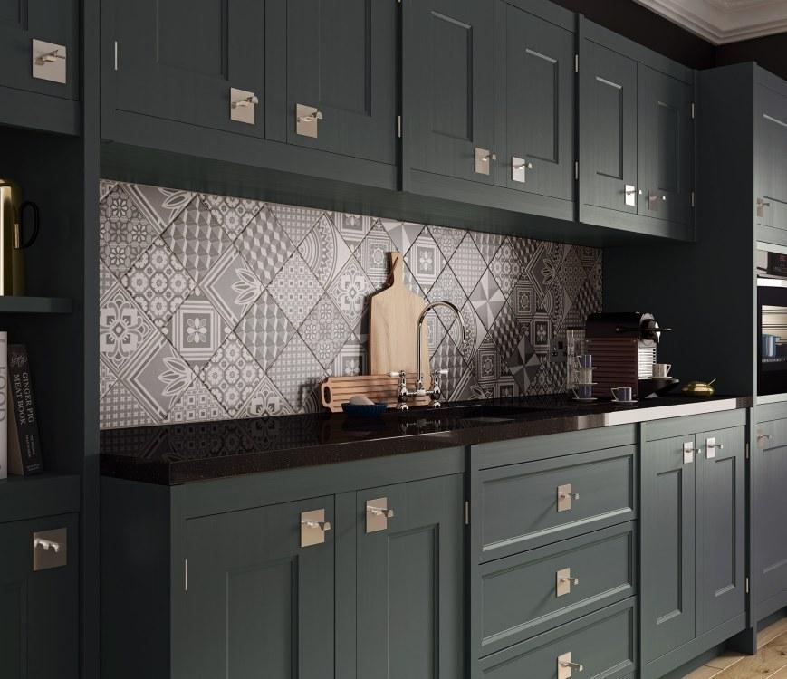 Wzory Patchwork Przykładowe Aranżacje Kuchni Design Ze